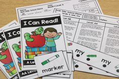 Let's Talk Guided Reading! (freebies + giveaway included) - Little Minds at Work Guided Reading Table, Guided Reading Lessons, Reading Lesson Plans, Reading Groups, Kite Template, Kindergarten Literacy, Letter Sounds, Phonics, Language Arts