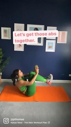 Home Exercise Routines, Ab Workout At Home, Fitness Tips, Fitness Motivation, At Home Workouts For Women, At Home Abs, Body Weight, Fit Women, Let It Be