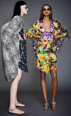 Duro Olowu, Black Fashion Designers, London Fashion Week,  Spring 2014, African Fashion Designers, Nigerian Fashion Designers