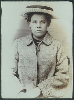: Ethel Penman Arrested on: 16 July 1906