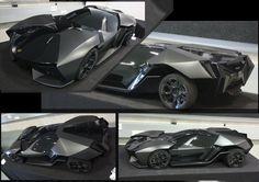 Lamborghini Madura by Slavche Tanevski Lamborghini Ankonian, Sesto Elemento, Car Gadgets, Car Tuning, Performance Cars, Expensive Cars, Car Car, Car Vehicle, Cars