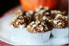 Choosing Raw: Banana, Oat, and Chia Seed Muffins