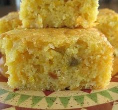 Mexican Corn Bread Tastiest & Moistest Cornbread Ever!