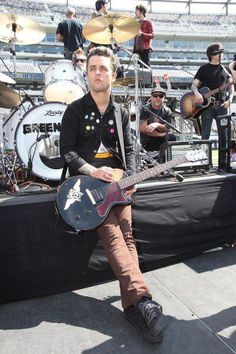 Billie Joe...I still love him :)