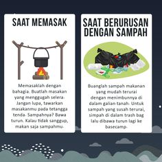 Saat Memasak Saat Berurusan dengan Sampah Teaching Children Quotes, Quotes For Kids, Teaching Kids, Survival Guide, Survival Skills, Camping Survival, Anchor Charts, Tsunami, Bushcraft Kit