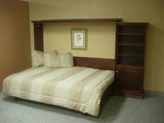 Templeton Horizontal Murphy bed
