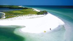 Caladesi Island State Park - Just up the Gulf Coast from us near Dunedin, Florida.  Three miles of undeveloped beach!