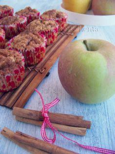 Cocina de Muerte Lenta: Muffins de Manzana y Canela