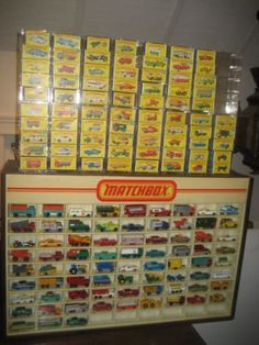 \'Matchbox\' cars