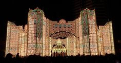 Extravagant Holiday Light Displays Around the World