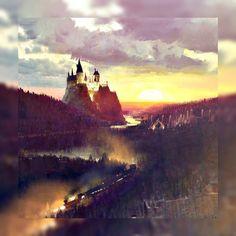 Hogwarts wallpaper