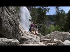 Park Ranger Vickie Mates describes strenuous hikes in Yosemite Valley, including the Yosemite Falls Trail, the Mist Trail to the top of Nevada Fall, and the Panorama Trail.