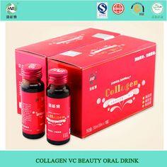 1.50ml VC beauty Fish Collagen  2.Fish Collagen Drink  3.VC beauty Collagen Drink contains lots of VC  4.ISO HACCP HALAL fish collagen