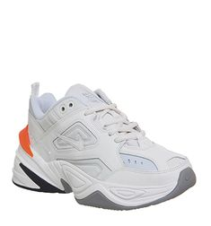 meet ce064 67d20 Nike, M2k Tekno Trainers, Phantom Oil Grey Matte Silver F Jordans Sneakers,  Air