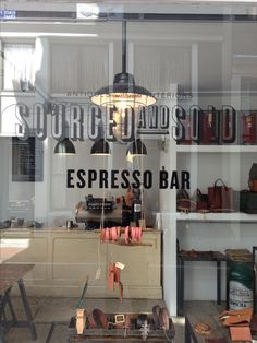Espresso Bar Amsterdam