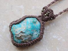 Nevada turquoise pendant
