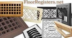 wall registers - Google Search