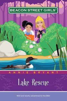 Lake Rescue (Beacon Street Girls Series #6)