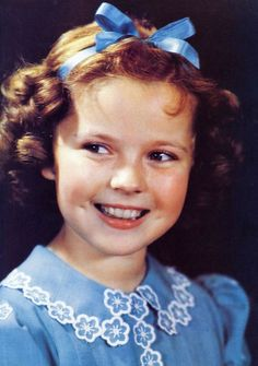 The talented,beautiful, Shirley Temple