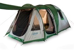 Coleman Lakeside 4 Extended Tent