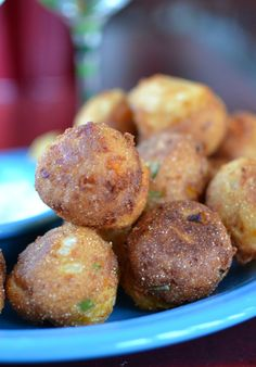 com from taste of home peppery hush puppies peppery hush puppies ...