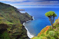 Costa de Garafía, Isla de La Palma, Canarias. Saul Santos Diaz - photographer