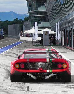 Ferrari BB LM