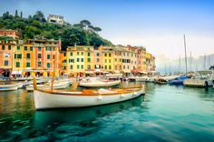 ~Heaven on Earth~ .....must be Portofino.  HDR Photography by Barb Cochran