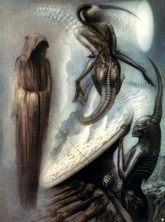 Giger: The Magus
