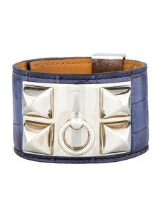 21b6f0512bb0 Hermès Collier de Chien Bracelet Hermes Bangle, Hermes Jewelry, Jewelery, Hermes  Paris,