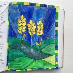 #schrijfbijbel #biblejournaling