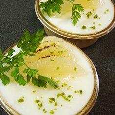 マスカルポーネとレモンのふんわりムースカップの画像