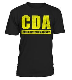 # CHILD DETECTION AGENCY T-SHIRT Cartoon F .  Click on drop down menu to choose your style, then pick a color. Click the BUY IT NOW button to select your size and proceed to order. Guaranteed safe checkout: PAYPAL | VISA | MASTERCARD | AMEX | DISCOVER.merry christmas ,santa claus ,christmas day, father christmas, christmas celebration,christmas tree,christmas decorations, personalized christmas, holliday, halloween, xmas christmas,xmas celebration, xmas festival, krismas day, december…