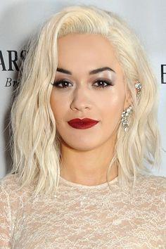 Rita Ora, amazing makeup/hair/everything