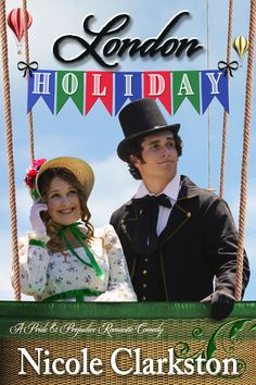 London Holiday Front Cover