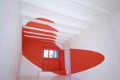 Swiss artist Felice Varini - Cerca con Google
