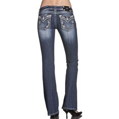 Miss Me Jeans Flare JP5443F4 $103.95