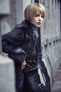 Fur Jacket Outfit
