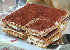 Cookie Desserts, No Bake Desserts, Easy Desserts, Dessert Recipes, Sweet Cookies, Sweet Treats, Appetizer Buffet, Italian Cake, Dessert For Dinner