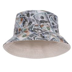 b6902cc93e2 Dollar New Design Printed Bucket Hat Bucket Hat
