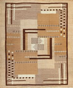 Click here to view this Beautiful Antique French Art Deco Kilim Rug 49256 available for sale at Nazmiyal Antique Rugs at Nazmiyal
