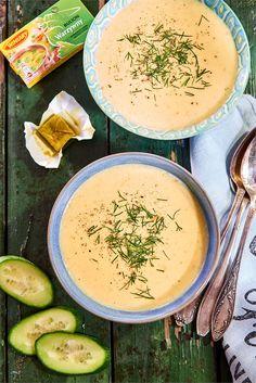 Zupa krem z zielonego ogórka jest świetną alternatywą dla kwaśnych tradycyjnych zup. Zestawienie zielonego ogórka z koperkiem i serkiem topionym to pomysł na orzeźwiające danie, które równie dobrze…