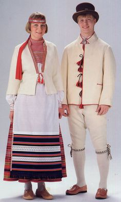 Koivisto (today's Primorsk) Finnish national costumes: Rekko costumes of the Karelian Isthmus and Ingria, former South-Eastern Finland lost to USSR in WWII Folk Costume, Costumes, Ukraine, Norwegian People, Norway Viking, Traditional Dresses, Beautiful Outfits, Celebs, How To Wear