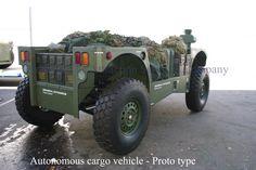 Autonomous Cargo Vehicle