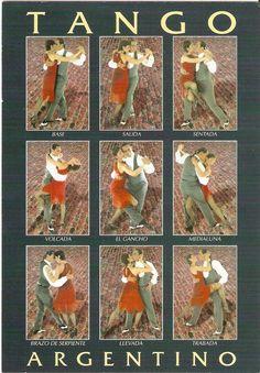 """Afiche """"Tango Argentino"""". ~lbk~"""