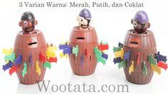 Mainan Anak Terbaru Pirate Roulette