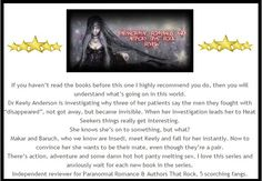 5 STARS (fangs) from PARANORMAL ROMANCE AND AUTHORS THAT ROCK for newly release FUELED BY LUST: MAKAR AND BARUCH. See full review at: https://pratr.wordpress.com/2015/06/28/fueled-by-lust-makar-and-baruch-review/ #erotic #scifiromance #bestseller #menage #hot