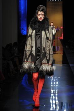 Jean Paul Gaultier Fall-winter 2014-2015 - Couture
