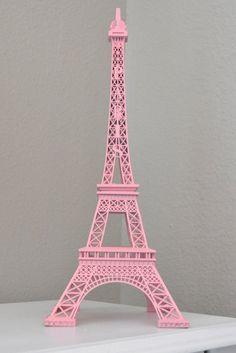 Eiffel Tower Centerpiece. Parisians Theme Decor. Paris Wedding