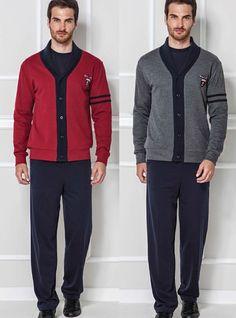 Mod Collection 3'lü Erkek Pijama Takımı indirimde 130.00 TL yerine 99.00 TL   #mod #collection #erkek   #erkekpijama   #fashion   #giyim   #moda   #indirim   #outlet